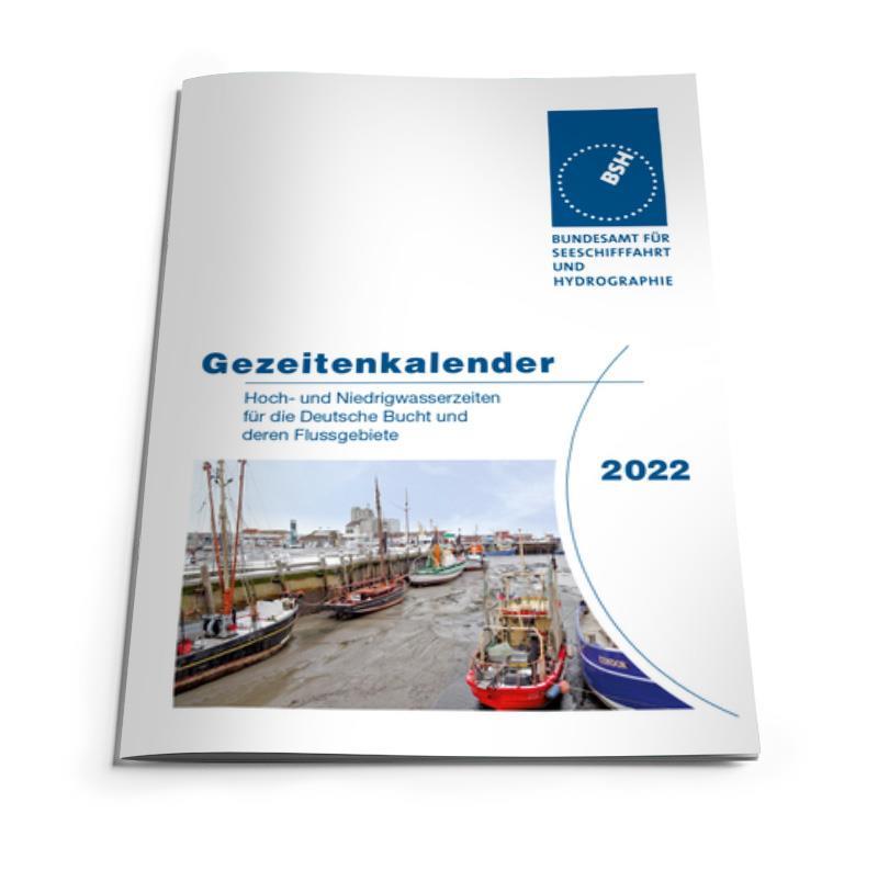 Gezeitenkalender 2022