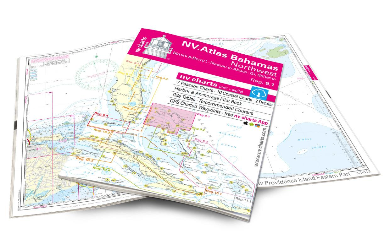 NV Atlas 9.1, Bahamas North West, Bimini & Berry Islands, Nassau to Abaco, Grand Bahama