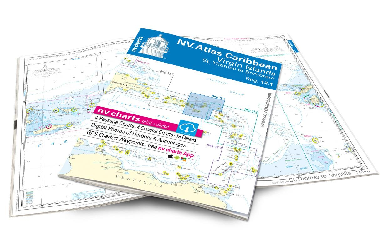 NV Atlas 12.1: Virgin Islands