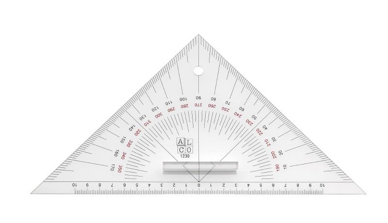 Triangle de cours ALCO 1230