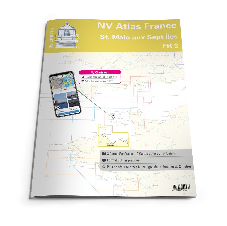 NV Atlas France - FR3 - St. Malo aux Sept Îles
