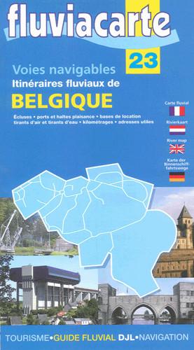 GNF23: Carte de Belgique