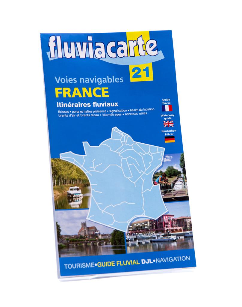 GNF21: France - Itineraires fluviaux