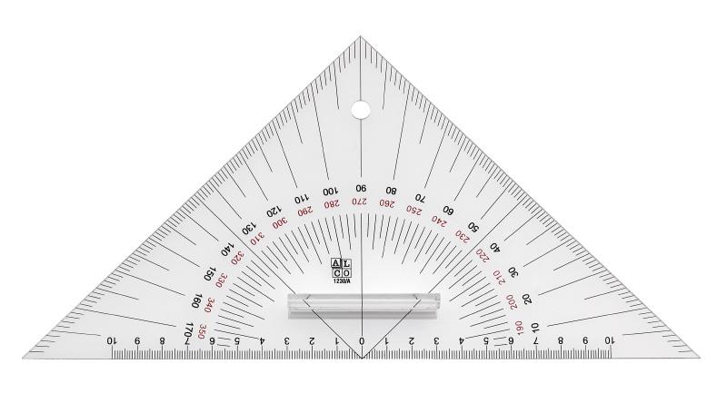 Triangle de cours ALCO 1230A