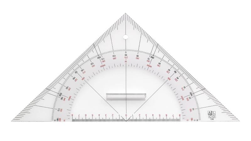 Triangle de cours ALCO 1240