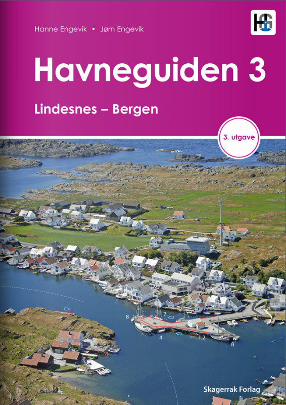 Havneguiden 3 Lindesnes - Bergen