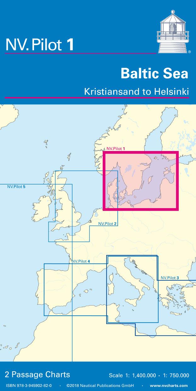 NV Pilot 1 - Kristiansand bis Helsinki