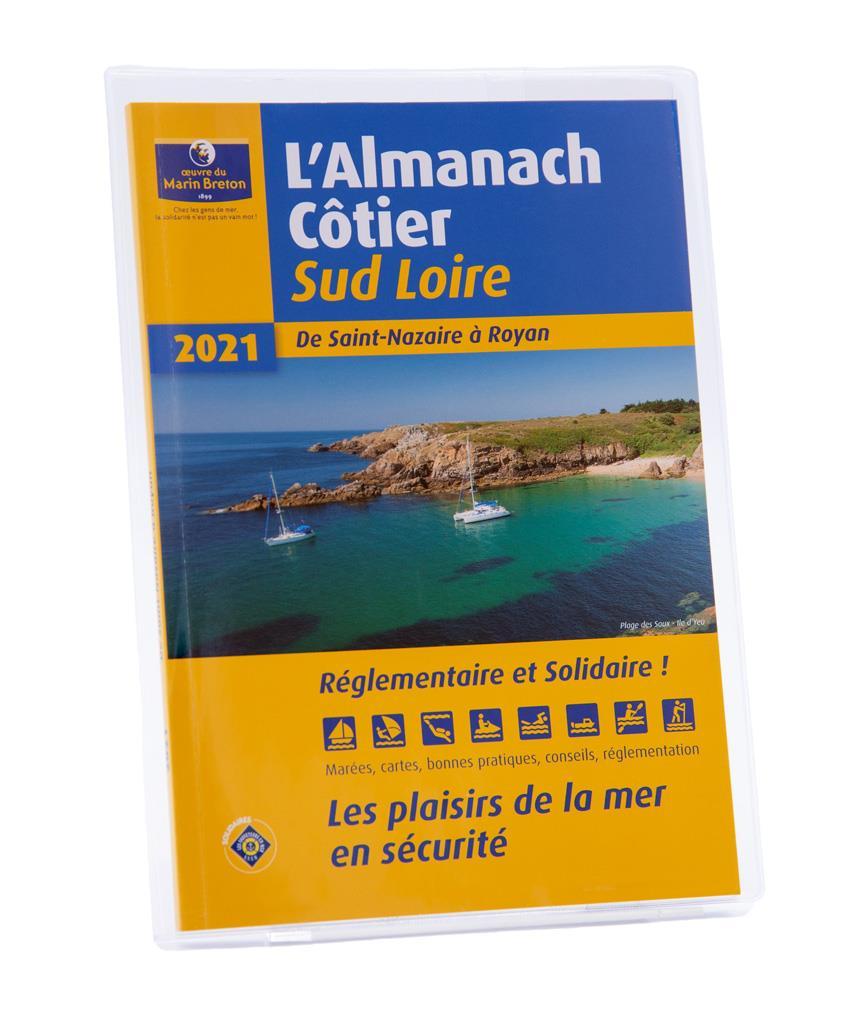 Almanach Côtier Edition Sud Loire