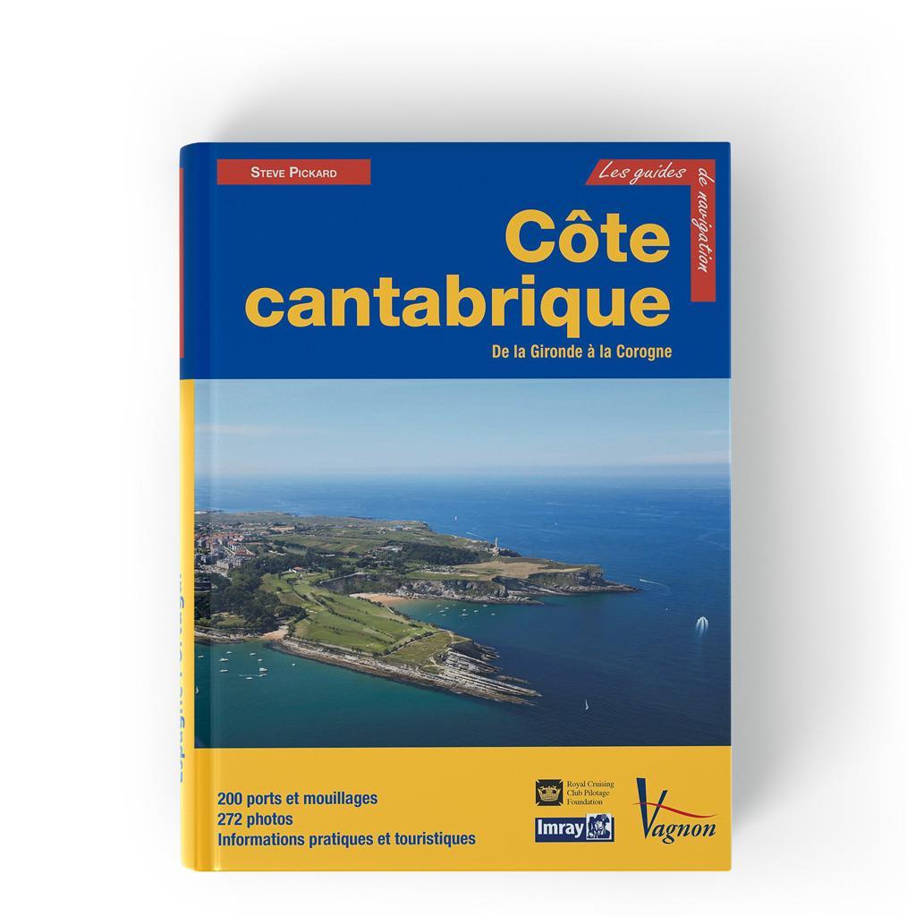 Guide Imray Côte Cantabrique