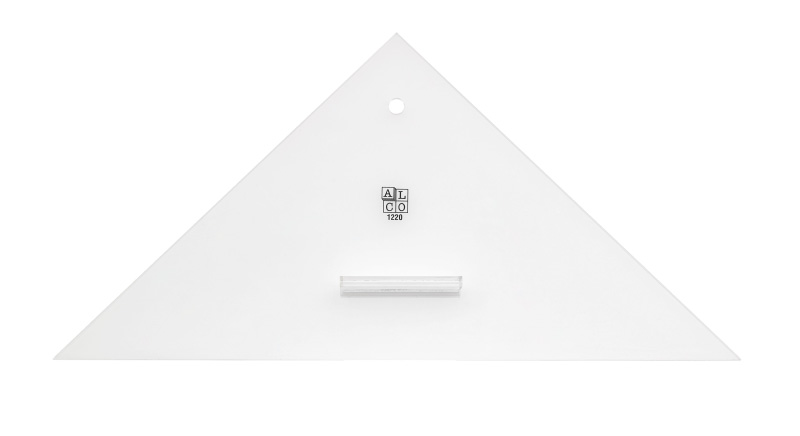 Triangle d'amarrage ALCO 1220