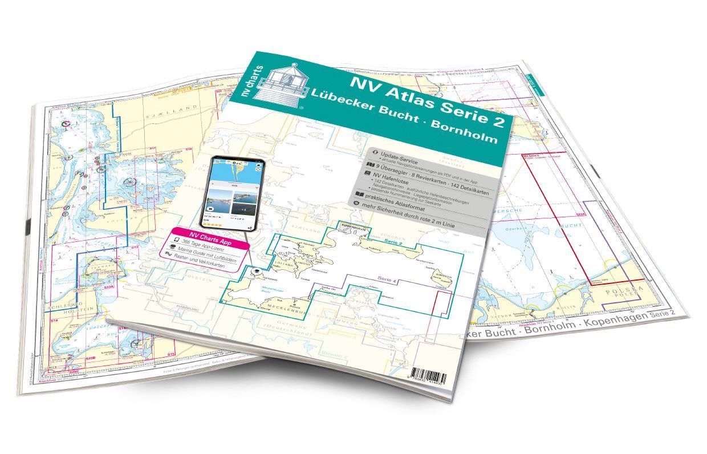 NV Atlas Serie 2 Lübecker Bucht - Bornholm - Kopenhagen