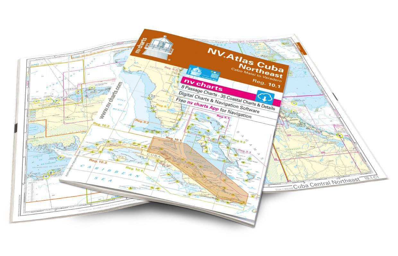 NV Atlas 10.1, Cuba Northeast - Cabo Maisi to Veradero